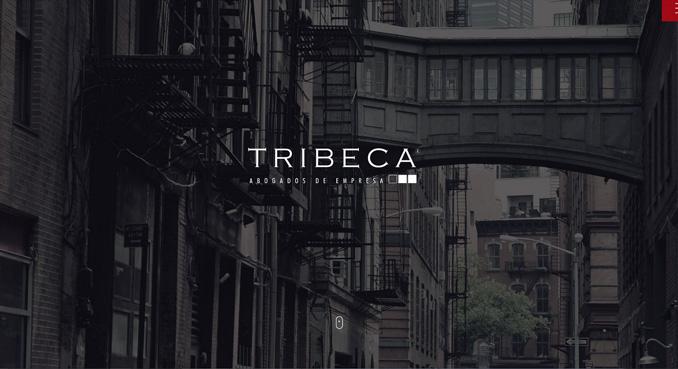 TRIBECAABOGADOS DISEÑO WEB