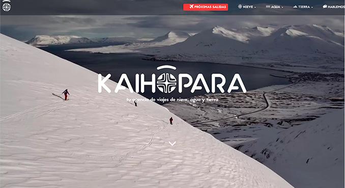 KAIHOPARA DISEÑO WEB